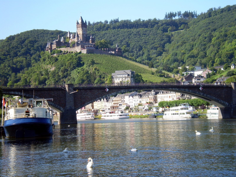 3 Country Mosel and Saar Tour: Aug-Sept-Okt